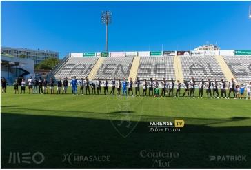 SC Farense 4- 1 CS Marítimo