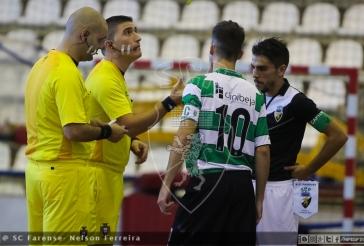 Futsal Seniores - S C Farense 7–4 S C Ferreirense