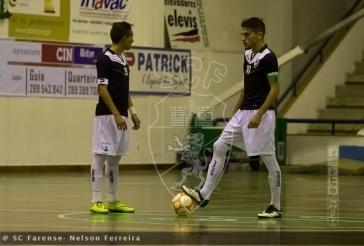 Futsal Seniores - SC Farense 0– 3 Fabril Barreiro