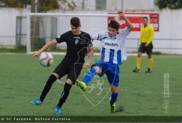 SC Farense 3 – 0 FC São Luís