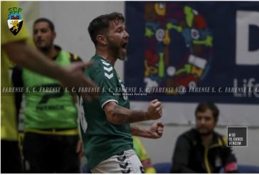 SC Farense–Sonâmbulos Futsal La