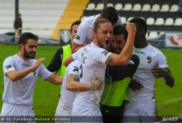 Sporting Clube Farense 5 – 0 Sporting Viana