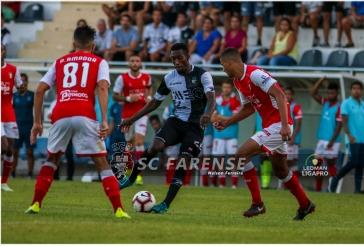 SC Farense - SC Braga B