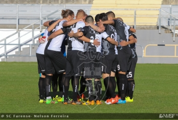 Sporting Clube Farense - Moura Atlético Clube