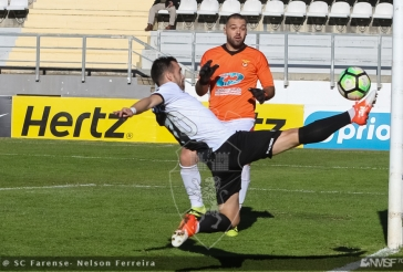 SCFarense 1 – 1 Lusitano FC