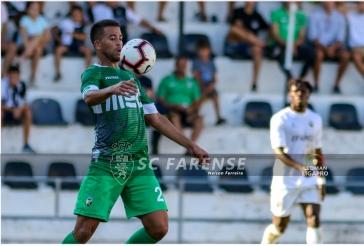 SC Farense - Académica de Coimbra