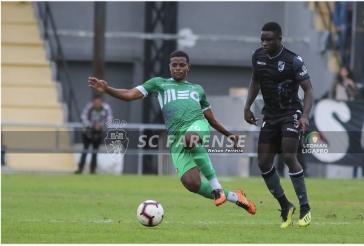 SC Farense - Vitória SC B