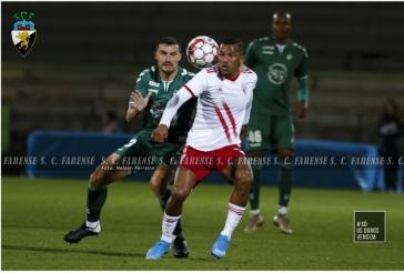 UD Vilafranquense - SC Farense