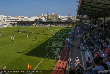 SC FARENSE vs CD FÁTIMA