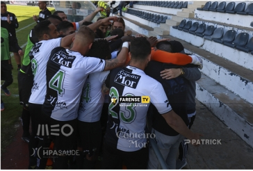 Farense vs Olímpico do Montijo