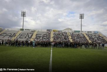 SC Farense - SC Covilhã