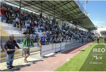 Farense - Estoril