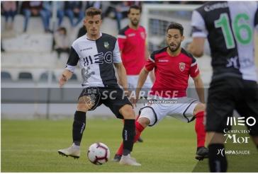 SC Farense - FC Penafiel