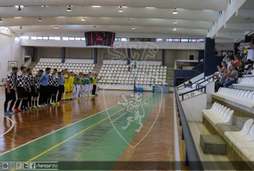 Futsal Seniores - Sporting Clube Farense 6– 3 Lisboa Futebol Clube