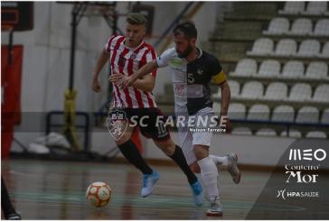 SC Farense - Louletano DC