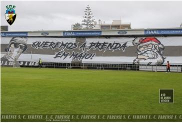 SC Farense -CD Feirense