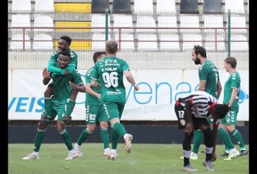 Treinador do Farense - Sérgio Viera; Ryan Gauld 23m ⚽️; Fabio Nunes 34m ⚽️; ⚽️ Ruiz 44m; Irobiso 45+1m ⚽️