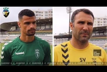 Antevisão – Fábio Simões e Sérgio Vieira