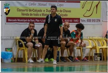 Rescaldo do jogo SC Farense – GD Estoril Praia