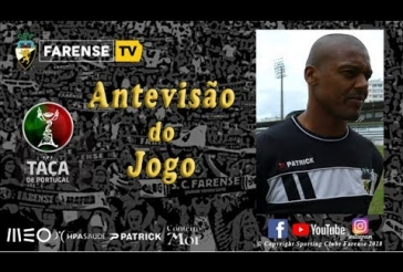 Antevisão SC Farense - FC Arouca