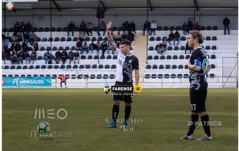 SCFarense vs Estrela Vendas Novas