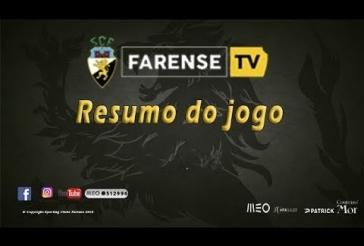 TAÇA DE PORTUGAL - 3ª ELIMINATÓRIA