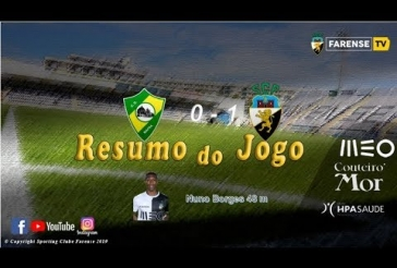 Nuno Borges 48m ⚽️