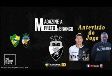 Antevisão – Álvaro Magalhães e Bruno Bernardo