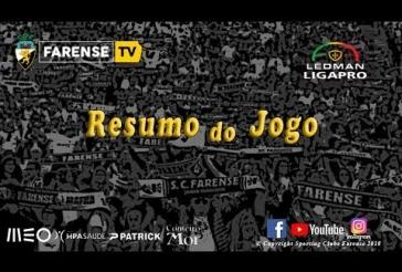 Estoril Praia 1-0 SC Farense - ⚽️ Dadashov 87m