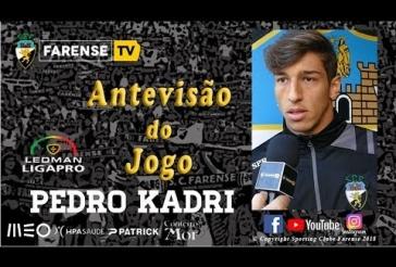 Antevisão Pedro Kadri